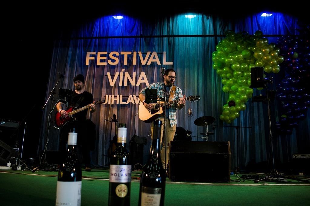 Festival vína Jihlava 2019