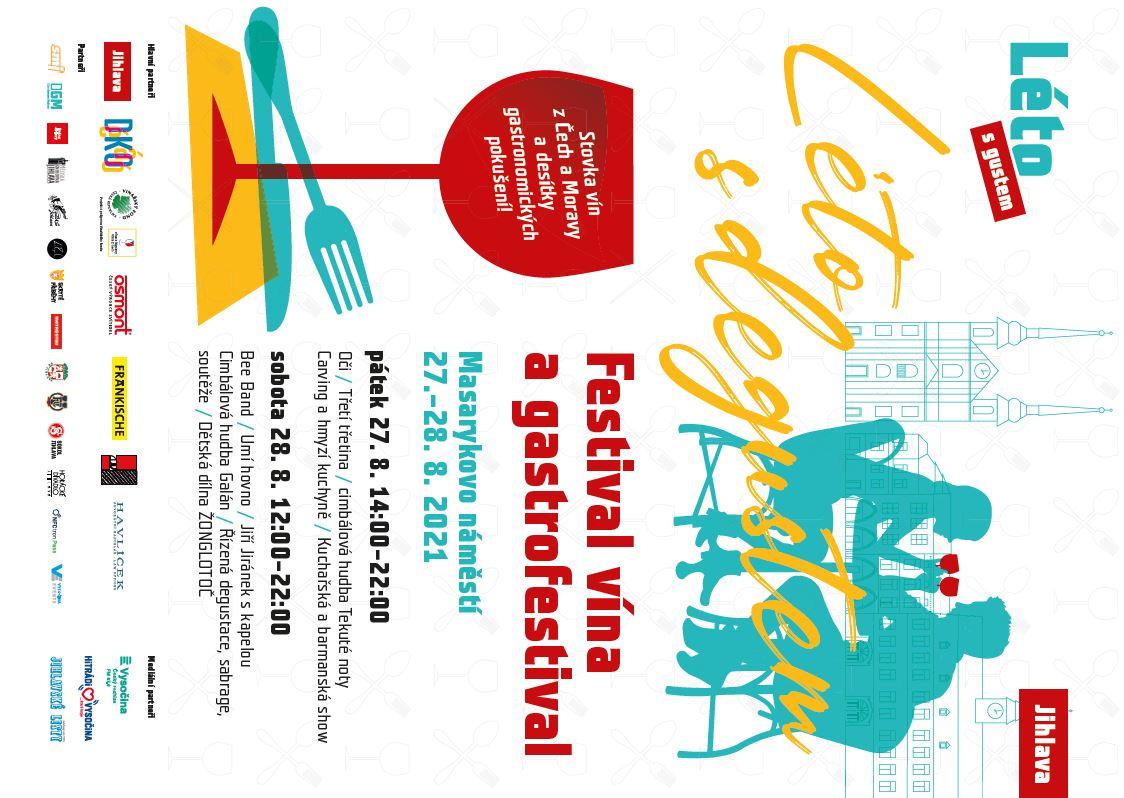 11. ročník – 27. - 28. srpna 2021 Jihlava, Masarykovo náměstí